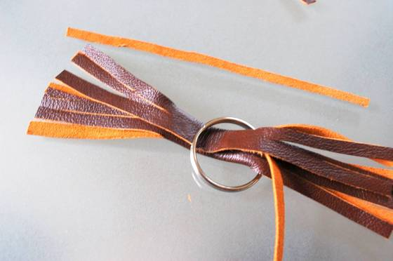 leather key chain 4