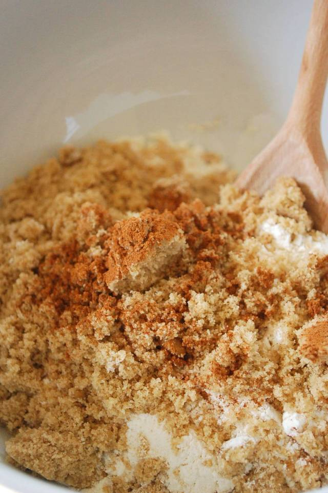 Oatmeal and Cinnamon