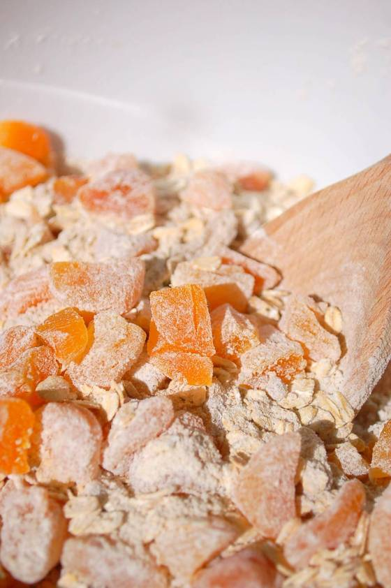 Apricot and Oatmeal Recipe