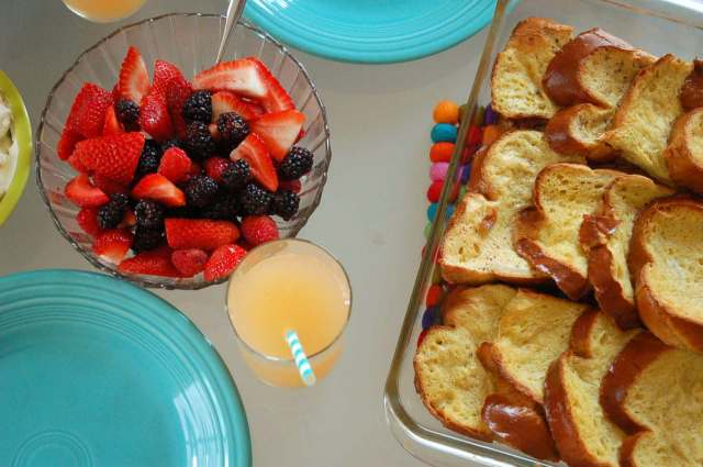 Brunch - French Toast